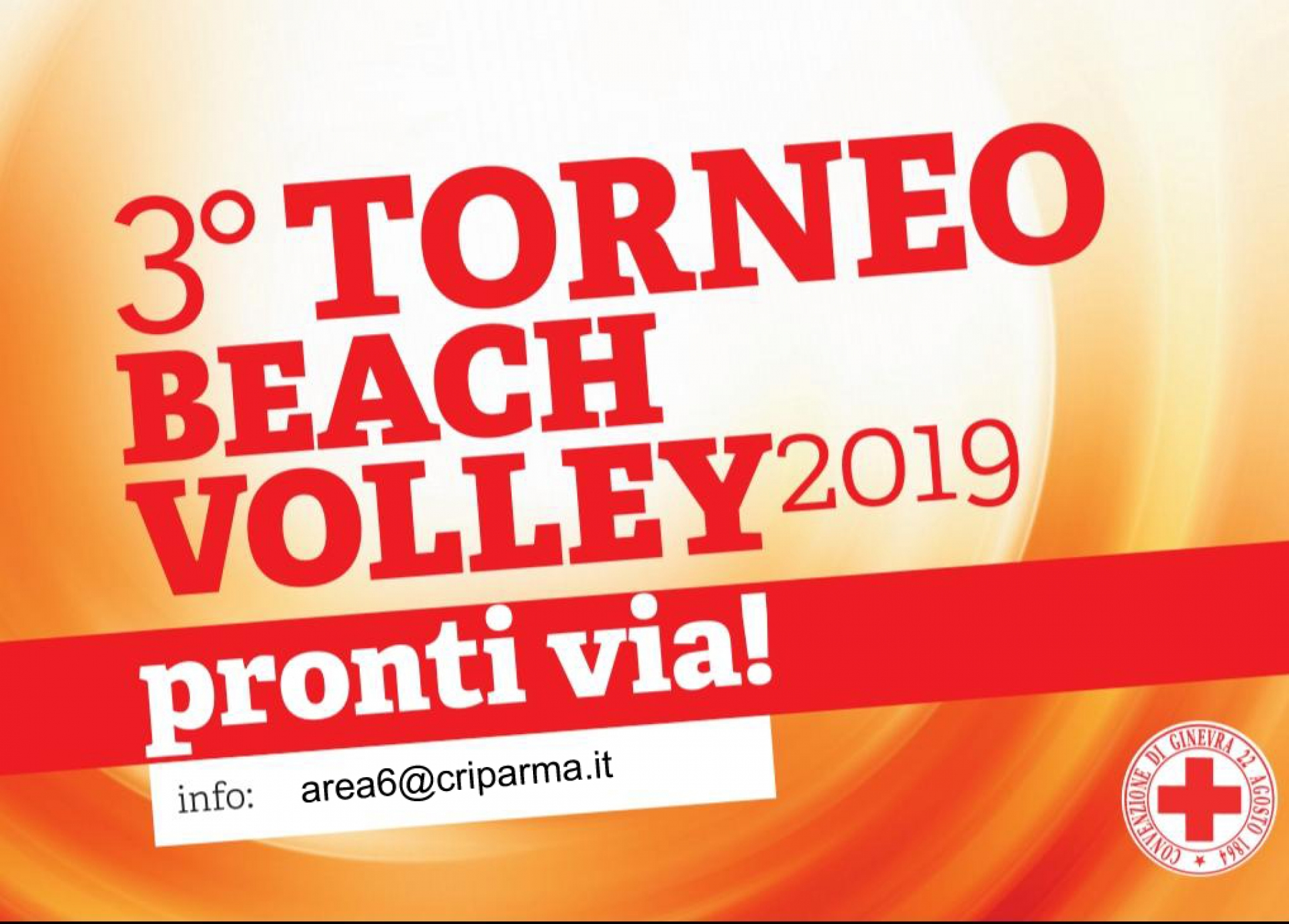 3° Torneo di Beach Volley CRI Parma